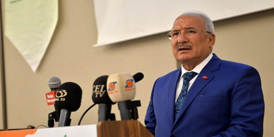 Mersin Büyükşehir Belediye Başkanı Kocamaz MHP'den İstifa Etti