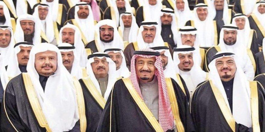Suudi Arabistan'da Prens Selman'a Alternatif Kral Arayışları