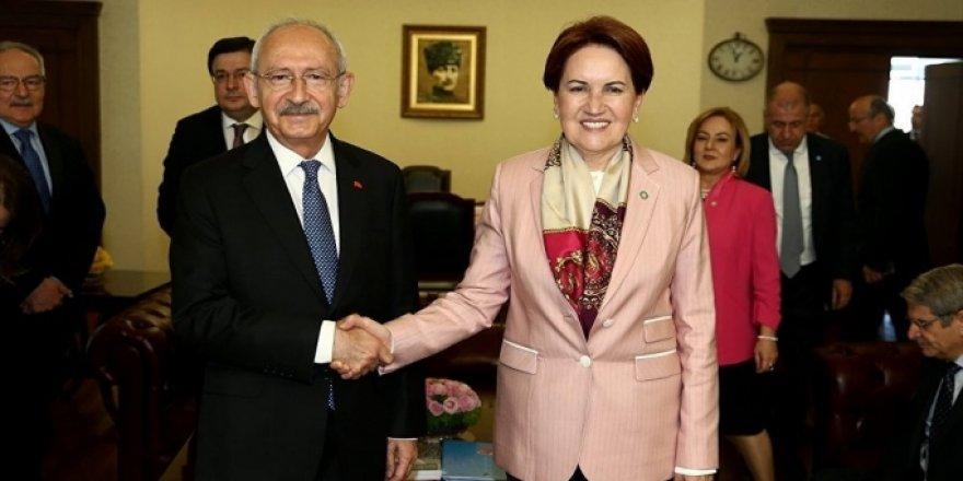 İYİ Parti: CHP ile Anlaştık