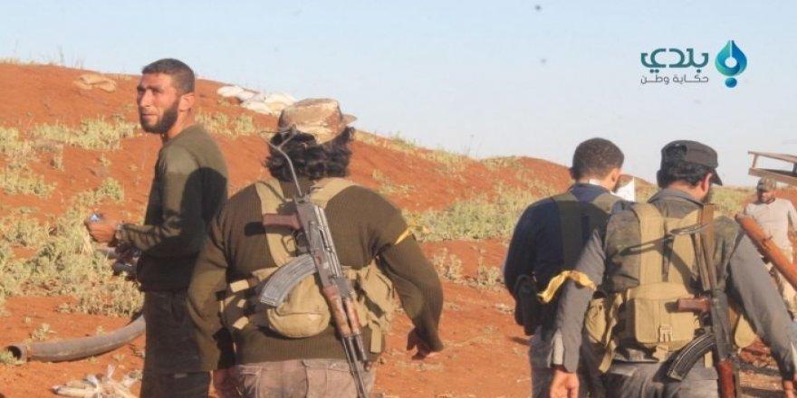 """HTŞ: """"Bütün Cephelerde Rejimin Saldırılarına Karşılık Vermeye Hazırız!"""""""