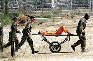 Guantanamo Esirlerinden Bush'a Dava