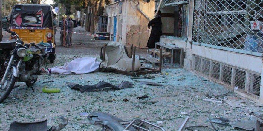 Afganistan'da Camiye Saldırı: 10 Ölü