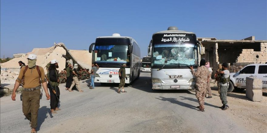 Suriye'de Rejim ve Muhalifler Arasında Esir Takası Yapıldı
