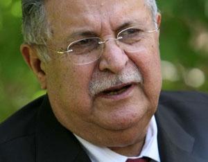 Talabani: Maliki Giderse Ben de Giderim!