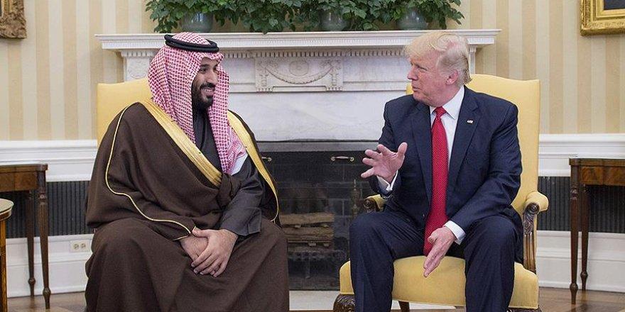 """""""Trump'ın Veliaht Prens ile Esrarengiz Sevdası Bitmeli"""""""