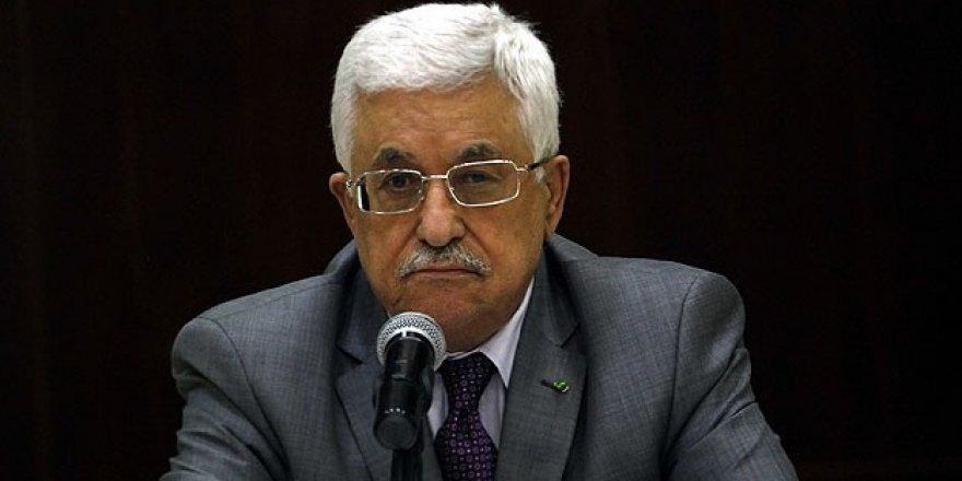 """""""ABD, Mahmut Abbas'ı Tehdit Ediyor"""""""