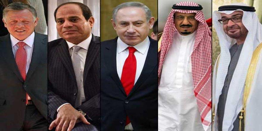 Arap Yönetimlerinin Siyonist İsrail ile Normalleşme Zilleti