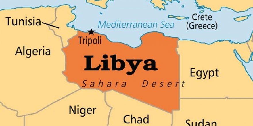 Libya'daki Krizin Özünü Anlamak İsteyenler Darbeci Hafter ve Patronlarına Baksın!