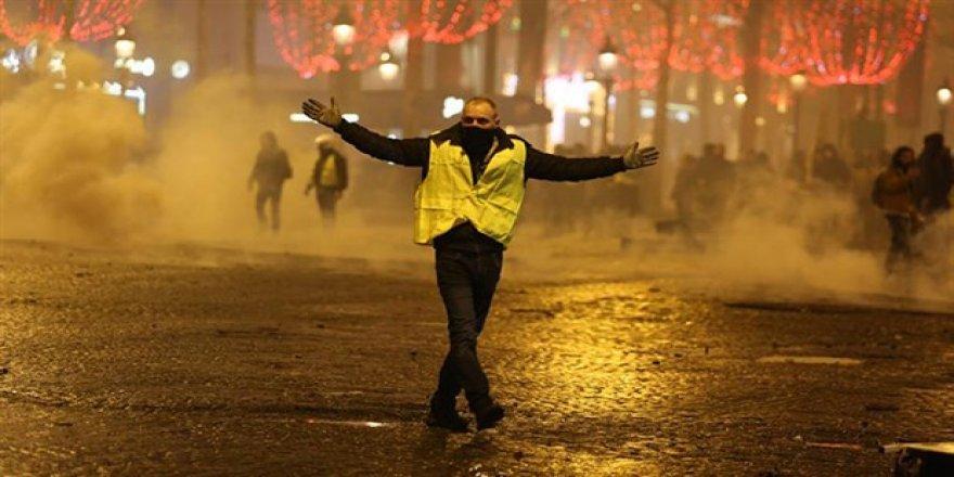 Sarı Yelekliler Hareketi Avrupa'nın Krizi