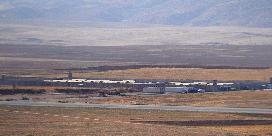 ABD Erbil'deki Askeri Hava Üssü'nü Genişletiyor