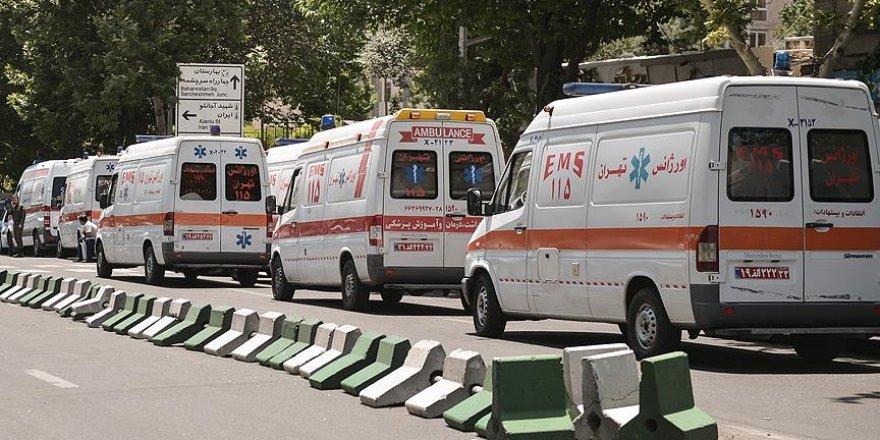İran'da Karakola Bombalı Saldırı: En Az 3 Ölü