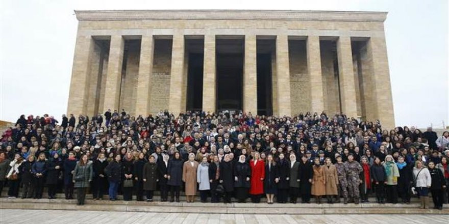 AK Parti İktidarından Anıtkabir İbadetine Yeni Katkılar