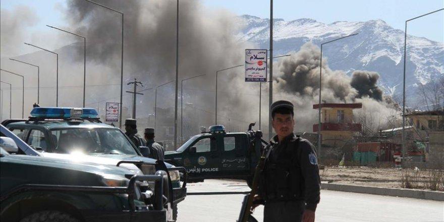 Taliban'dan Karakola Saldırı: 14 Ölü