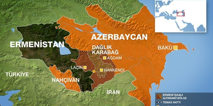 İNSAMER'in Azerbaycan Raporu: İsrail'in Güney Kafkasya Stratejisi