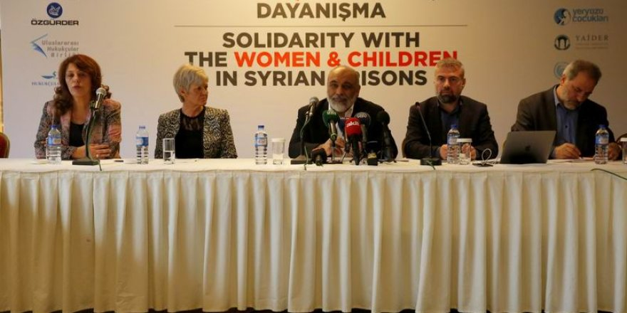 Suriye Zindanlarındaki Kadın ve Çocuklar İçin Çağrı!