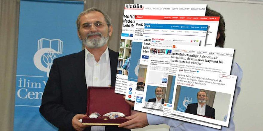 Özgür-Der Üniversite Gençliği: İbrahim Emiroğlu Görevine İade Edilsin!