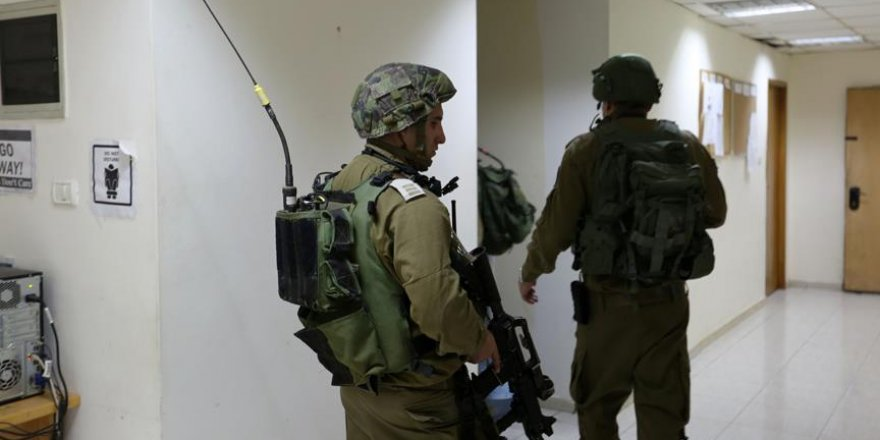 İşgalci İsrail'den Filistin Haber Ajansı WAFA'ya Baskın