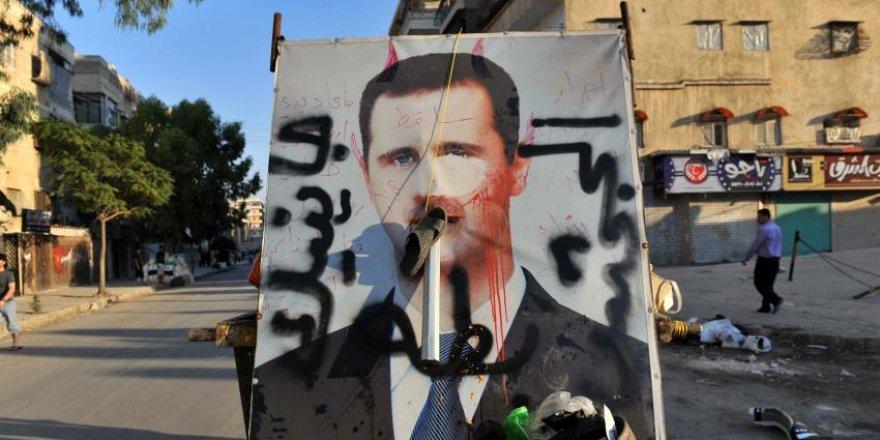 Esed Rejiminden Cinayetlerinin Hesabı Sorulmalı!