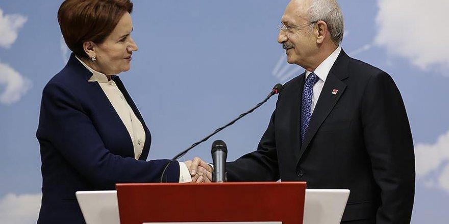 İyi Parti Üç Büyük İlde CHP Adaylarını Destekleyecek