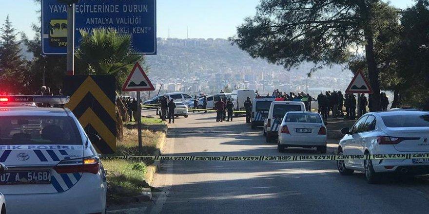 Antalya Emniyet Müdür Yardımcısı Otomobilinde Ölü Bulundu