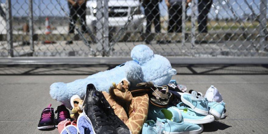 ABD'de Gözaltına Alınan Göçmen Kız Çocuğu Susuzluktan Öldü