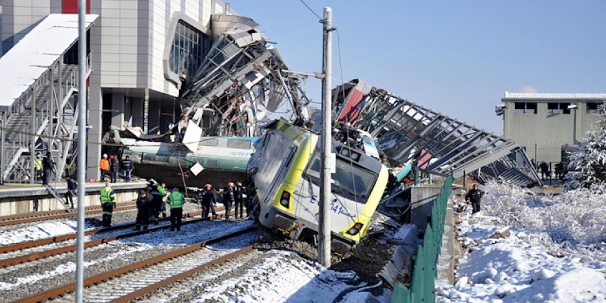 Başsavcılıktan Hızlı Tren Kazası Açıklaması