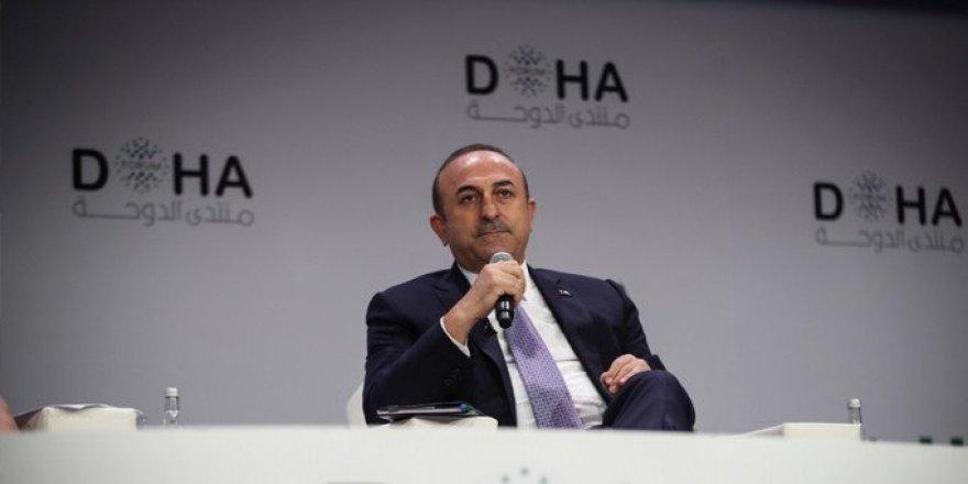 Çavuşoğlu'ndan Esed'li Siyasal Geçiş Sürecine Şartlı Onay