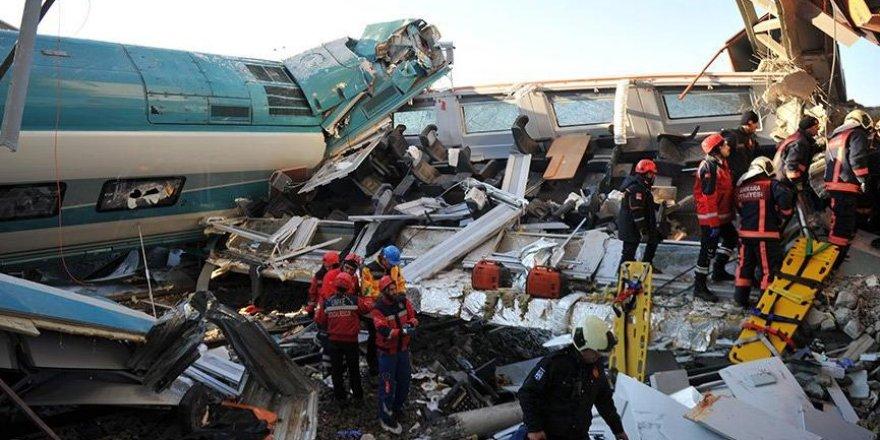 Pamukova'dan Ankara'ya Türkiye'nin Tren Kazaları Sicili