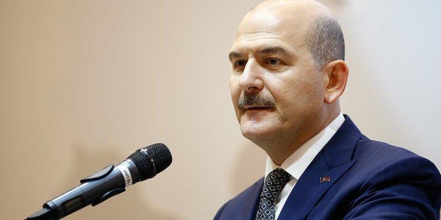 İçişleri Bakanı Soylu: 291 Bin 790 Suriyeli Ülkesine Döndü