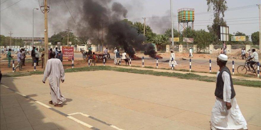 Sudan'daki Gösterilerde 22 Kişi Hayatını Kaybetti