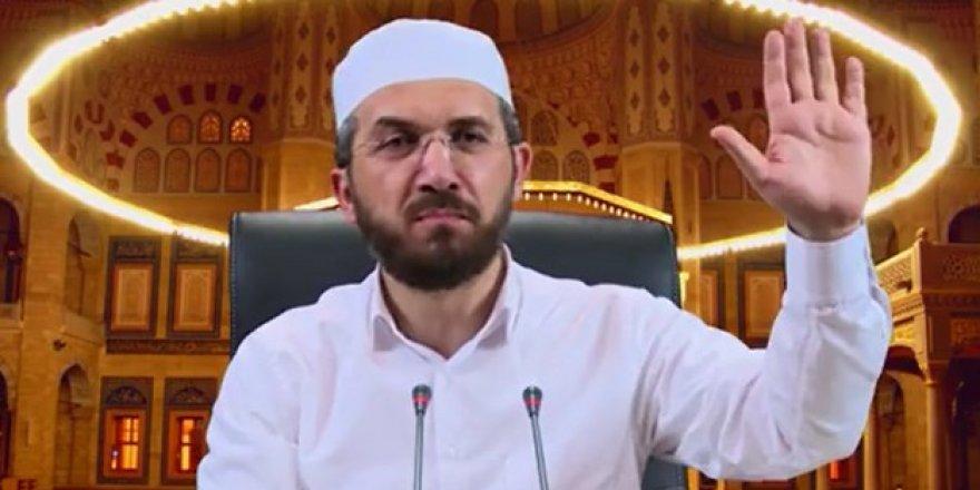 İhsan Şenocak: Benim neyi, nasıl konuşacağımı Kur'an-ı Hakim belirler!