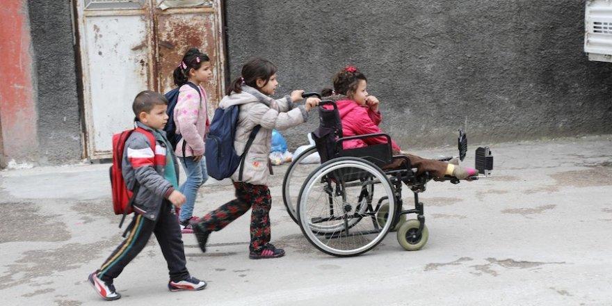 Savaşın Engellileri: Engelli Yaşama Mahkûm Edilen Suriyeliler