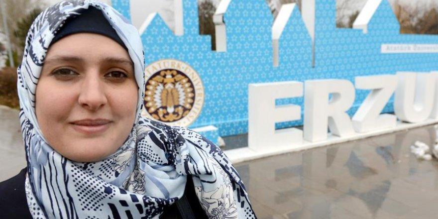 Gazzeli Esma'nın En Büyük Hayali Mescid-i Aksa'da Namaz Kılmak