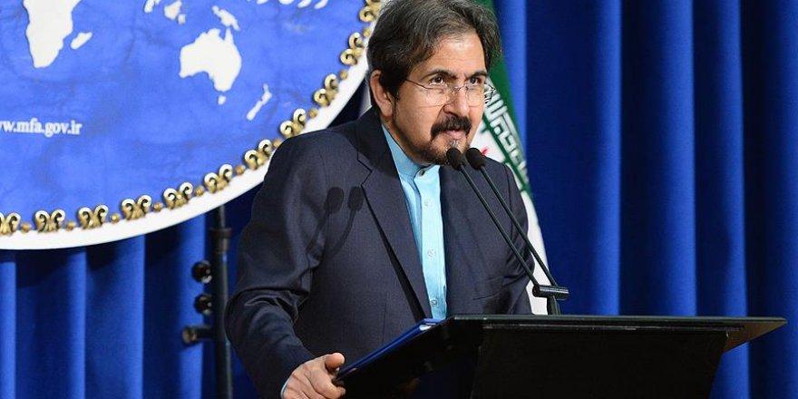 İran Taliban Heyetiyle Görüştü