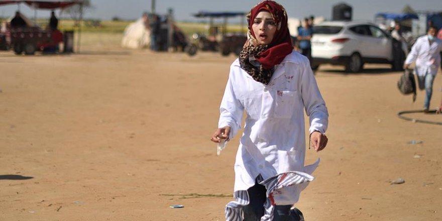 'Rezzan Hemşirenin Ölümü Muhtemel Bir Savaş Suçu'