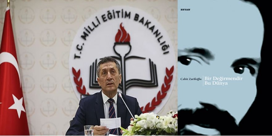 Bakan Selçuk: Zarifoğlu'nun Kitabının Toplatılması Söz Konusu Değil