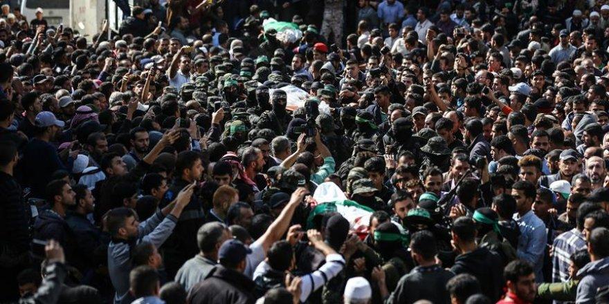 İşgal Güçleri 2018'de 312 Filistinliyi Katletti