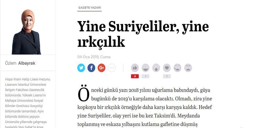"""Kemalizmin Tezgâhından Geçmiş Olmanın Hastalığı Çoğumuzda Var: Tektipçiyiz!"""