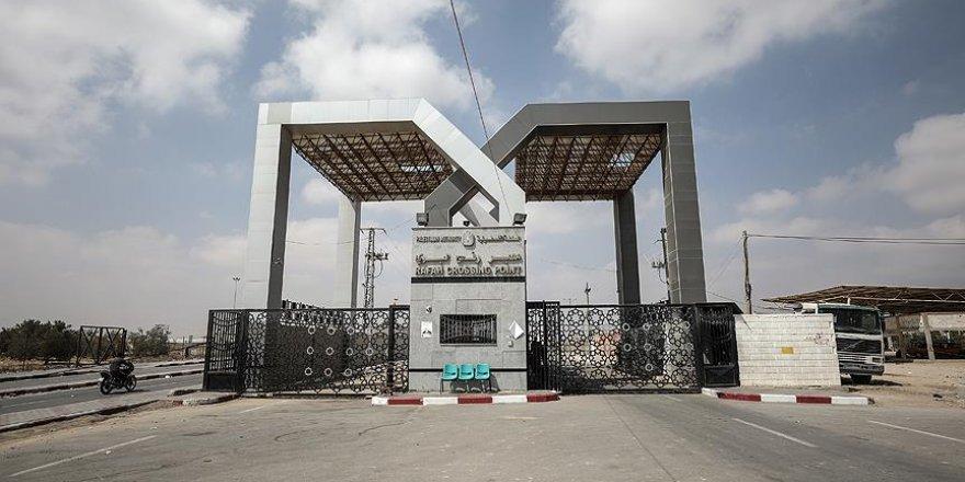 Hamas Filistin Yönetiminin Çekildiği Sınır Kapılarının İdaresini Teslim Aldı