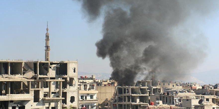 Esed Rejimi 2018'de 3 Bin 601 Kez Varil Bombası Kullandı