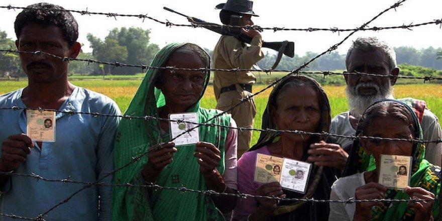 Hindistan'da Ayrımcı Vatandaşlık Yasası Onaylandı