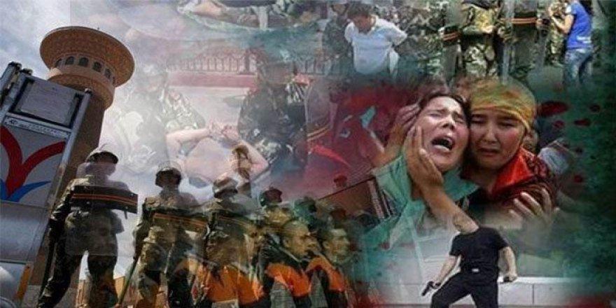 Sincan Uygur Özerk Bölgesi'nde Yok Olan Camiler ve Sakallar