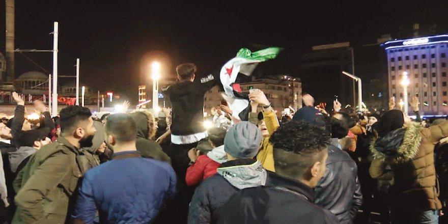 Kendini Suriyeli Gösteren Provokatörün Maskesi Düştü
