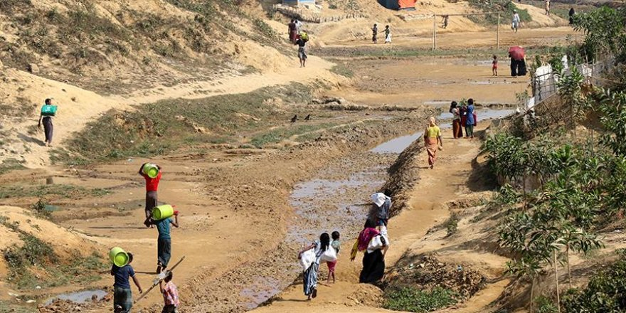 Rohingyaların Yaşadıkları Acı İlk Günkü Gibi