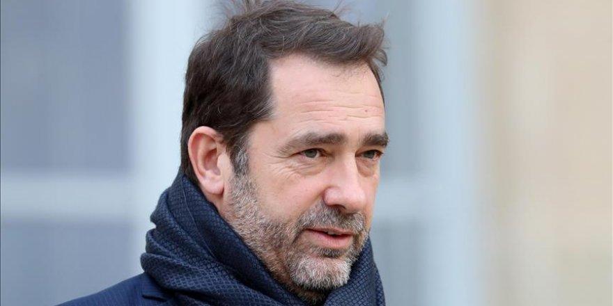 Fransa İçişleri Bakanı Hakkında Suç Duyurusu