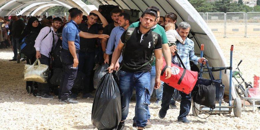 """""""Güvenli Bölge Oluşturulursa 4 Milyon Suriyeli Evine Döner"""""""