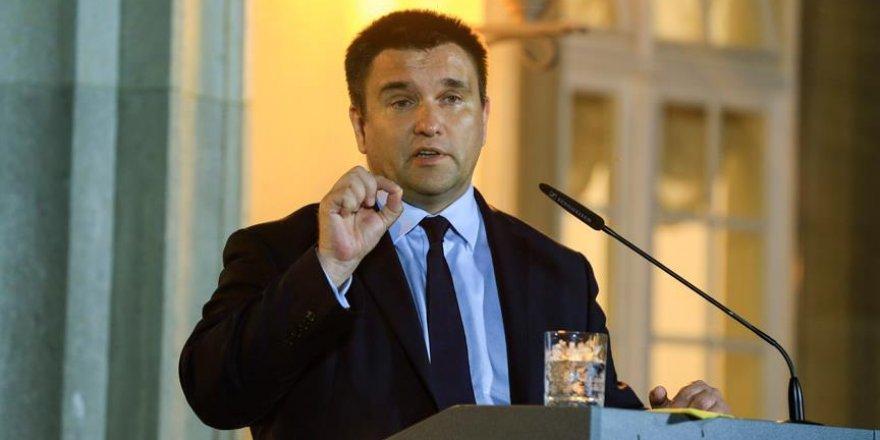 'Ukrayna Rusya İle 49 Anlaşmayı Feshetti'