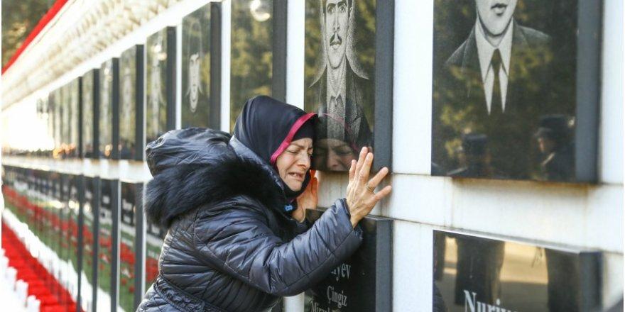 Rusya'nın Bakü'de Gerçekleştirdiği Katliam 29. Yılında