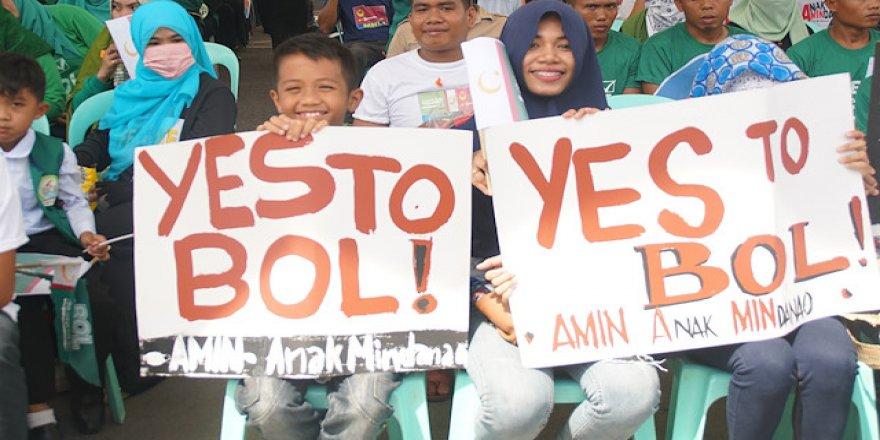 Moro Müslümanları Özgürlüğe Çok Yakın