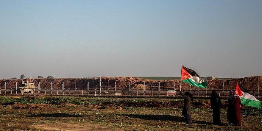 Siyonistler Gazze'nin Yüzde 15'ini 'Tampon Bölge' Haline Getirdi